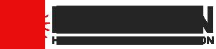 Red Sun – Humanitarian Organization Logo